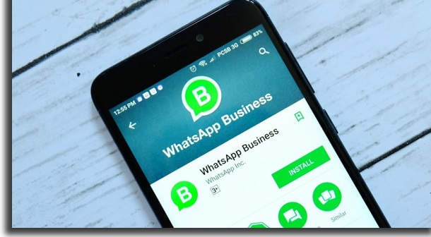 benefícios do whatsApp Business mensagens