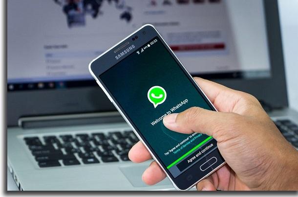 como usar o whatsapp business