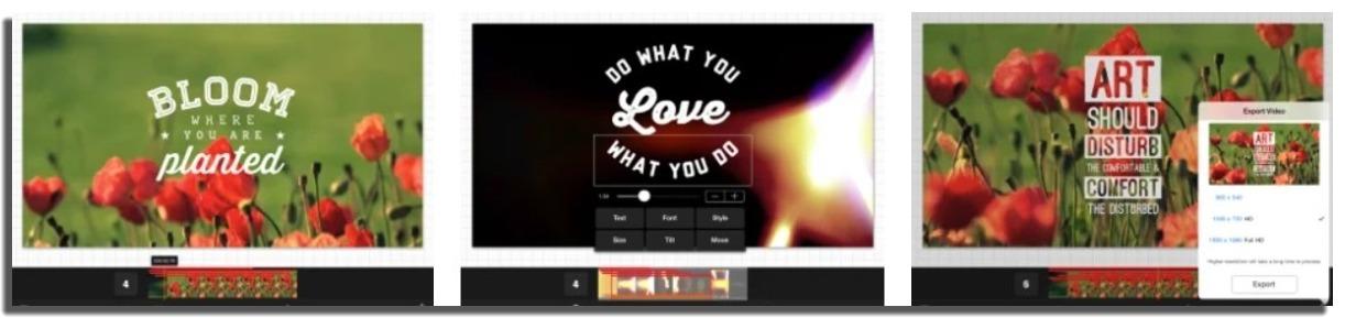 mejores editores de video para iPhone vont