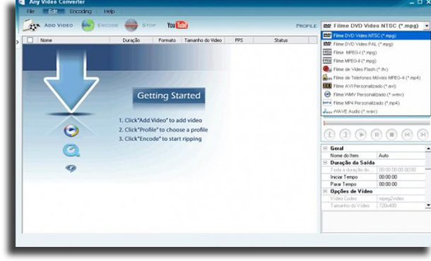 Any Video Converter best PC software