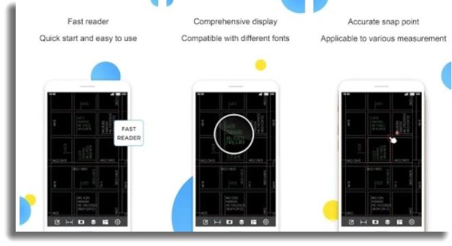 CAD Reader diseñar