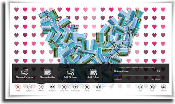 El Collagero best free collage makers