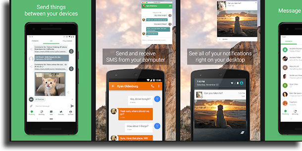Pushbullet best free Android apps