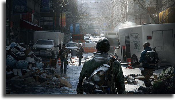 Tom Clancy's The Division 2 best multiplayer games on pc