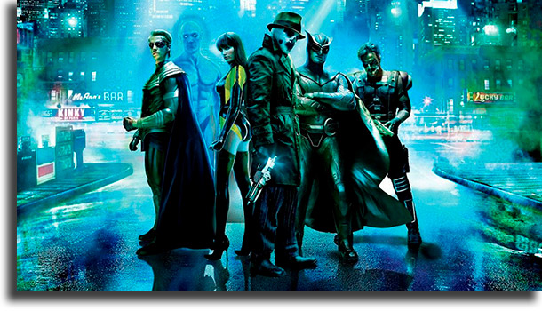 Watchmen shows to binge watch