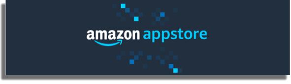 alternativas a Google Play Store AmazonAppStore