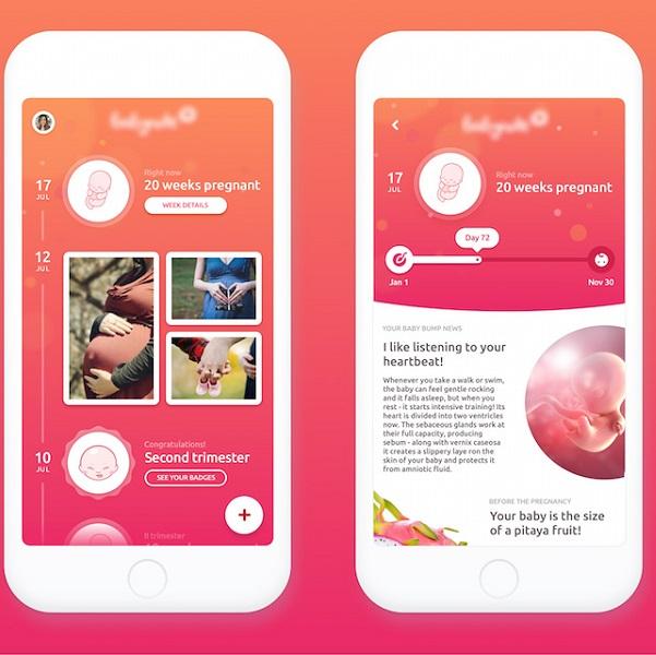 Desenvolvimento do bebê: 10 aplicativos que não pode perder!