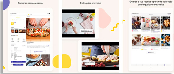 tela inicial do aplicativo kitchen stories