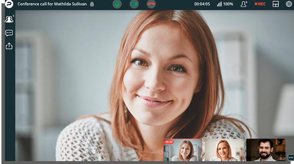 proficonf é um app para dar aulas online, permitindo trabalhar em casa