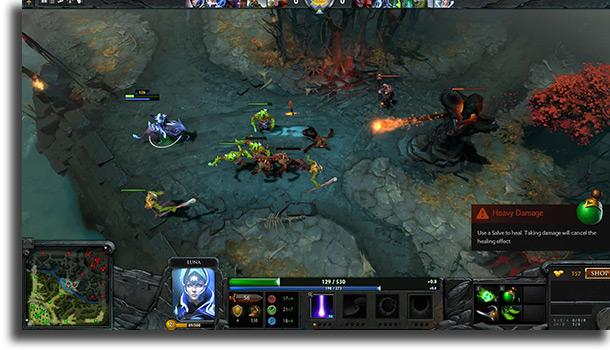 Dota 2 best multiplayer games on pc