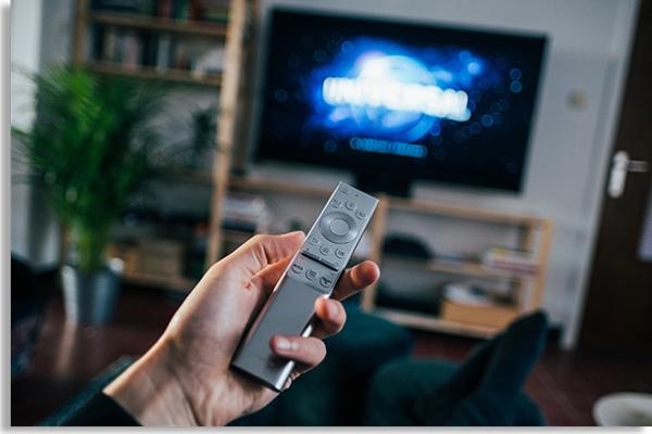 Smart TV também acessa televisão por internet