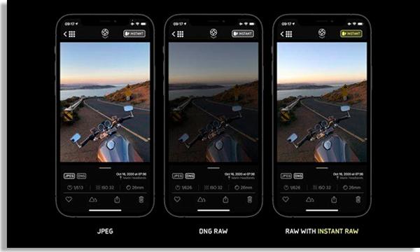 halide é um dos melhores aplicativos para ios 14 no quesito foto