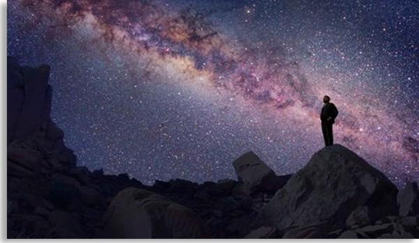 Cosmos é uma série documental que mostra teorias sobre o espaço e universo