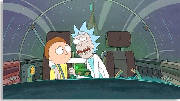 as animações também figuram entre as melhores séries de sempre