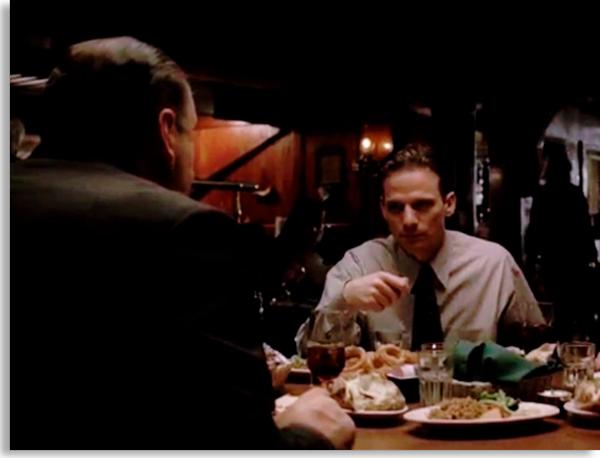 séries da HBO Go Sopranos