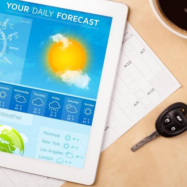Previsão do tempo pelo IPMet: você sabe como ver?