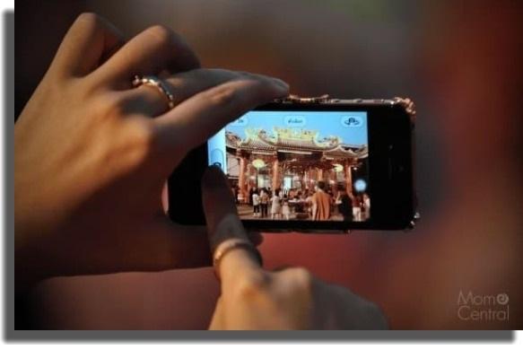 tomar fotos profesionales con el celular