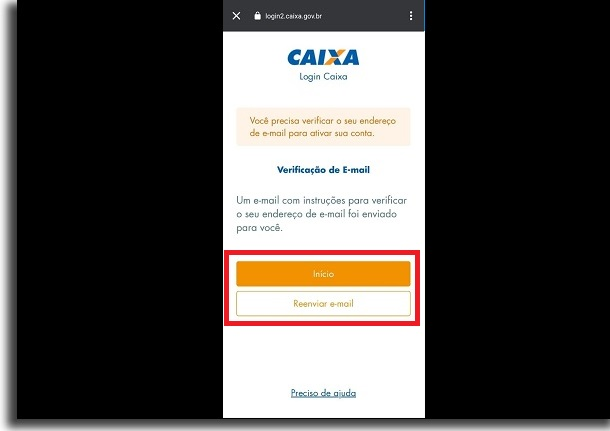 reenviar email
