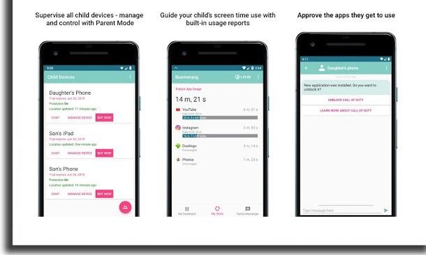 apps grátis de controle parental dicas
