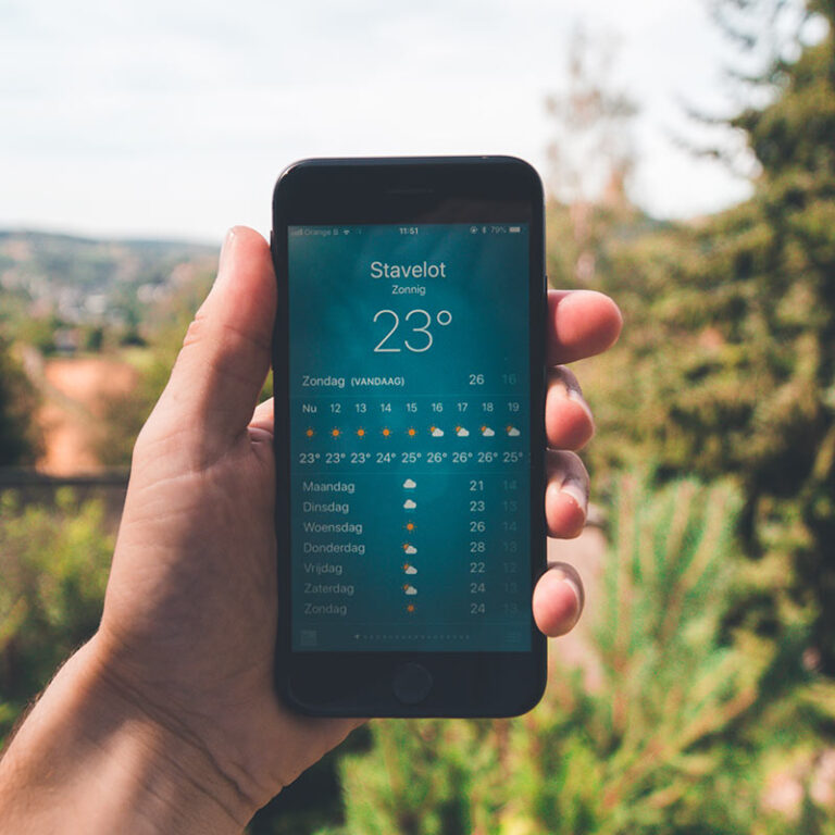 Top 9 best weather forecast apps for Android!