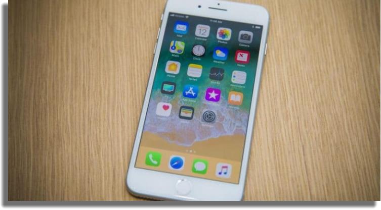 iPhone muerto