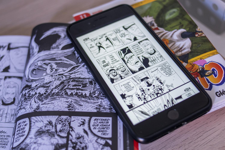 Las 10 mejores apps para leer manga en Android