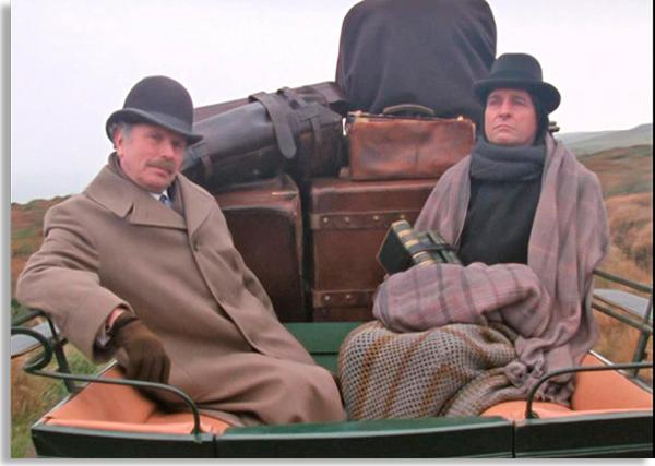 return of sherlock holmes é a continuação da série da década de 1980