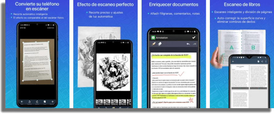 8 Aplicaciones Para Escanear Documentos En Android Apptuts