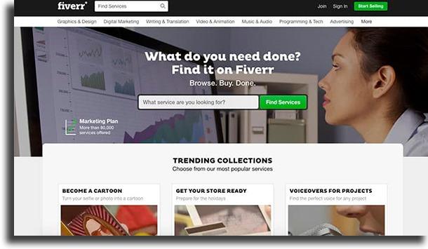 Fiverr best money-making apps