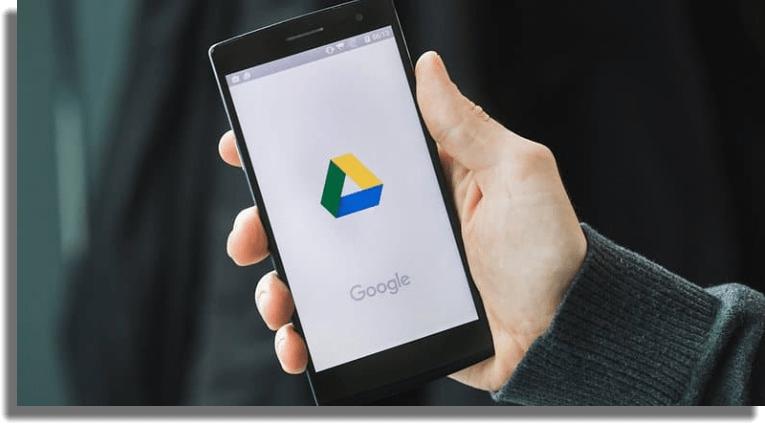 Google Drive Aplicaciones gratuitas para iPhone