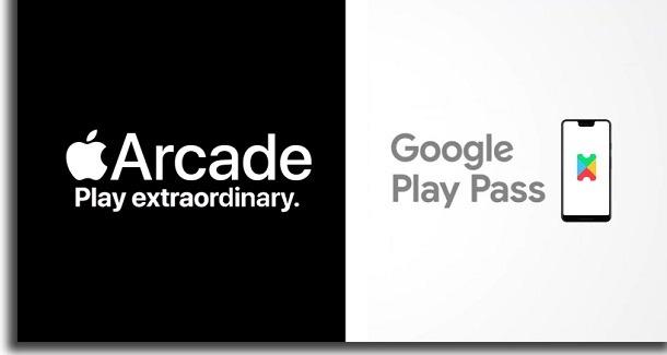 google play pass vs apple arcade guia