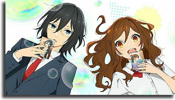 Lista de anime de 2021 Horimiya