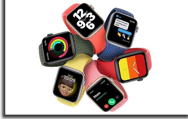 smartwatch da apple