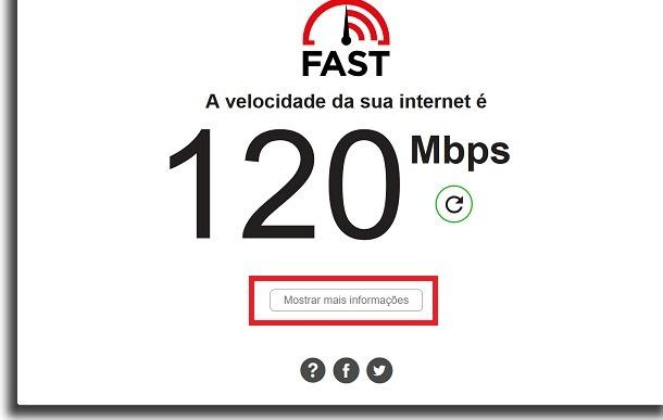 informações do fast