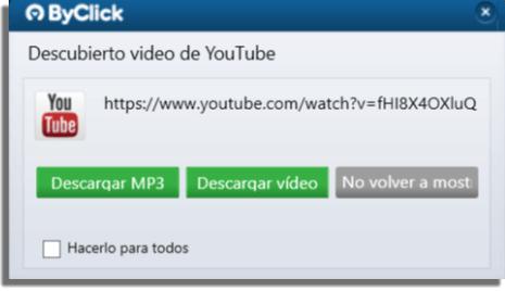 Descargar música de YouTube a una memoria USB