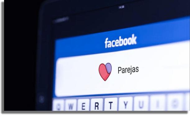 Facebook Parejas páginas de citas