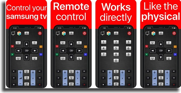 samremote turn your iphone into a remote control