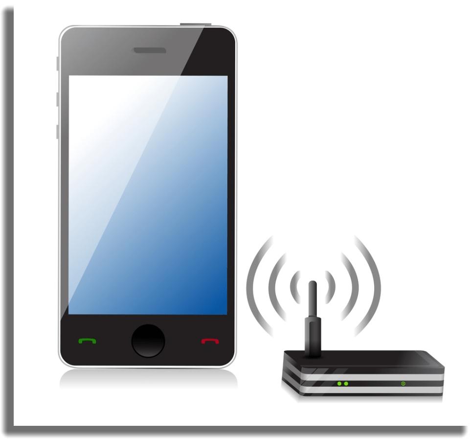 Utiliza un repetidor de señal WiFi