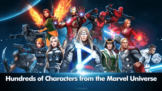 Marvel Future Fight is one of the most addicting games you can download