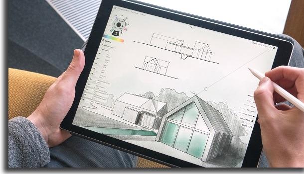 aplicativos de desenho concepts