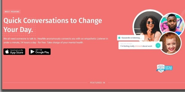 apps para conversar hearme