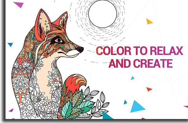 desenhos para colorir color me