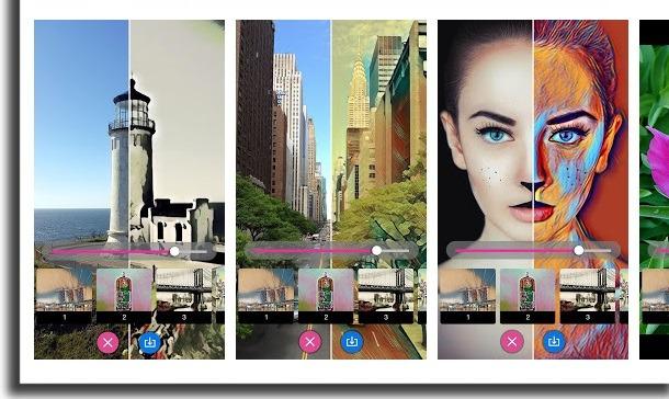 dicas de apps de fotos em desenhos