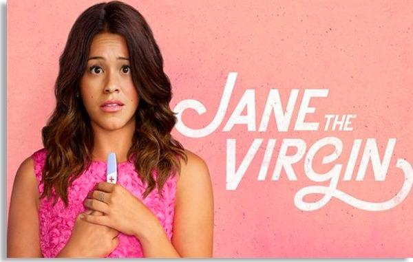 tela promocional de jane the virgin