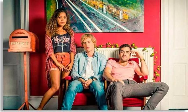 lovesick é um dos melhores seriados de comédia romântica britânicos