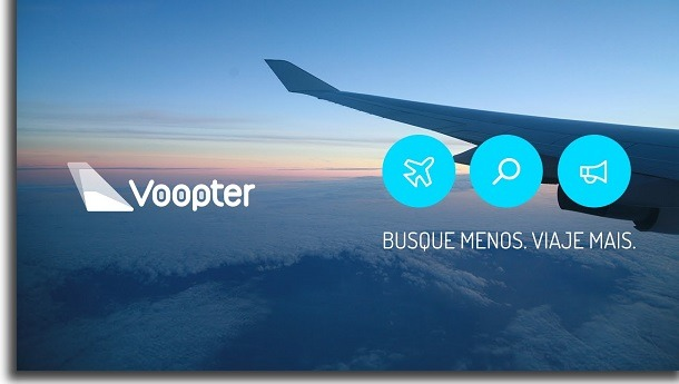 passagens aéreas baratas voopter