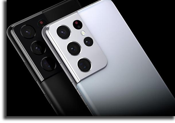 Samsung Galaxy S21 Ultra mejores celulares 5G