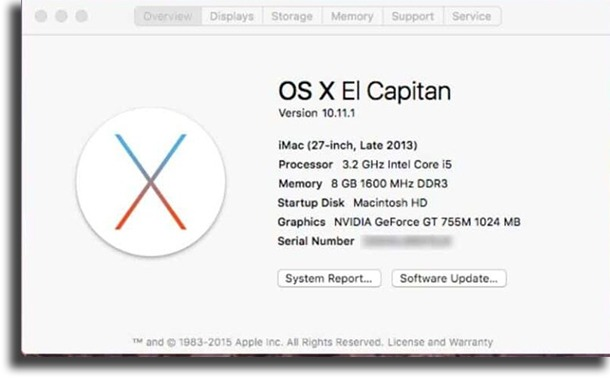 Check your current specs play games on a Mac