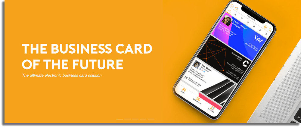 L-Card Pro business card