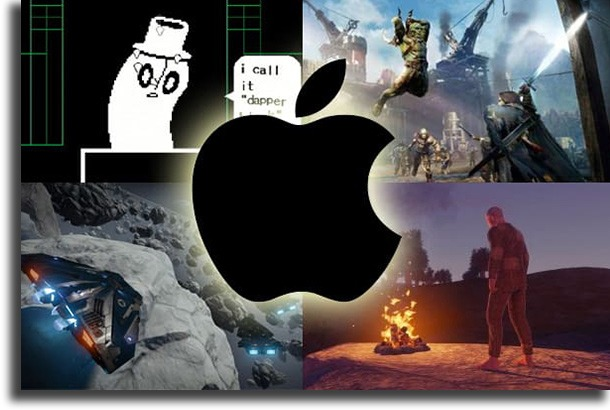pay attention play games on a Mac
